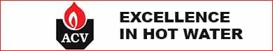 acv logo horizontal - réparation chaudière gaz ACV service express