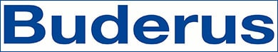 buderus logo horizontal - détartrage boiler Buderus chez vous en 1h