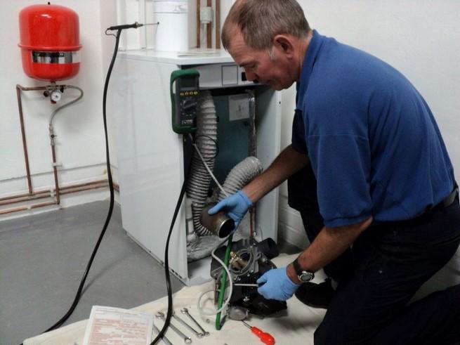 chauffage chaudiere chauffe eau boiler 100 150x150 - Nos travaux toutes marques de chaudières
