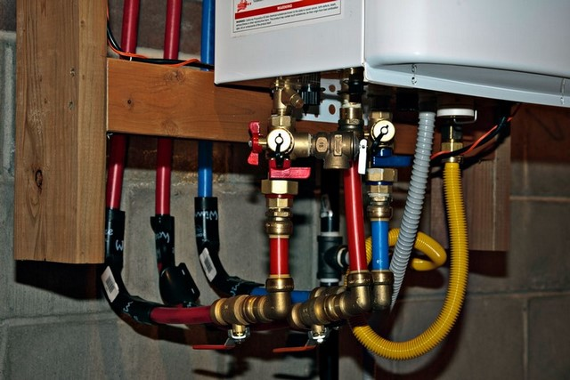 chauffage chaudiere chauffe eau boiler 130 150x150 - Nos travaux toutes marques de chaudières