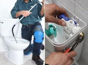debouchage toilette 300x223 - Débouchage Ganshoren - Inspection toilette bouchée