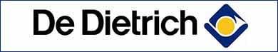 dedietrich logo horizontal - dépannage chauffage De Dietrich à partir de 69€