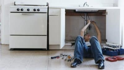 depannage plombier plomberie 39 Réparation 400x225 - Société plombier Asse (Brabant Flamand) professionnel pour travaux en plomberie et sanitaires en urgence