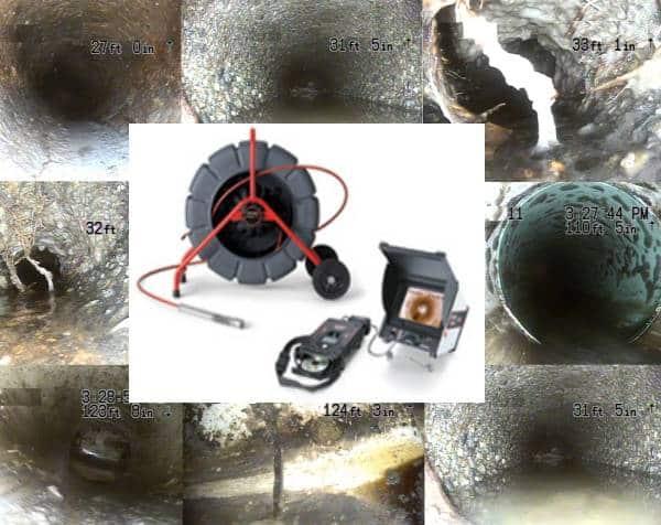 inspection canalisation camera 300x238 - Inspection par caméra vidéo des canalisations