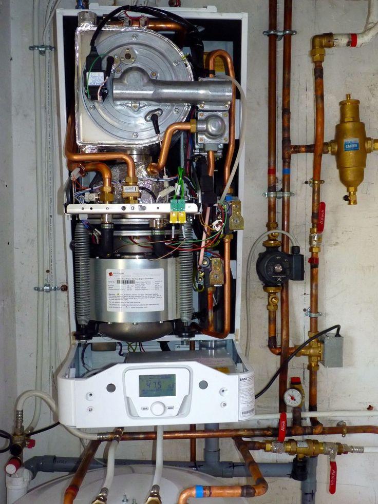 interieur chaudiere gaz 300x400 - Entreprise agréée en installation chaudière à Bruxelles et en Brabant Wallon & Flamand