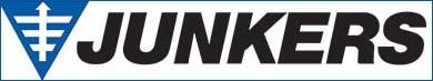 junkers logo horizontal - installation chaudière Junkers chez vous en 1h