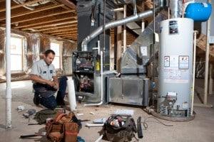 reparation chauffage central 300x200 - Intervention en urgence pour un dépannage chauffage central gaz à Bruxelles et en Brabant
